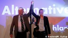Gauland and Weidel victorious