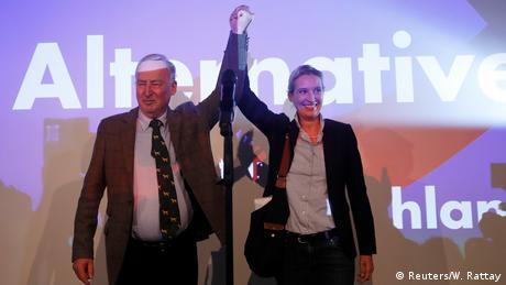 Bundestagswahl 2017 | AfD - Weidel & Gauland, Spitzenkandidaten