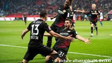 Bundesliga Bayer 04 Leverkusen vs Hamburger SV