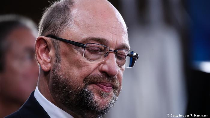Bundestagswahl 2017 | SPD Martin Schulz (Getty Images/R. Hartmann)