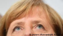 Deutschland Bundestagswahl   Merkel