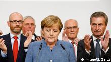 Bundestagswahl | CDU Merkel