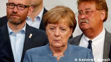 Deutschland Bundestagswahl | Merkel