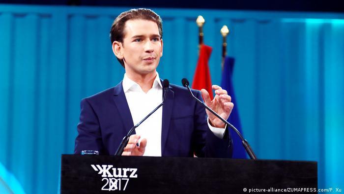Sebastian Kurz (picture-alliance/ZUMAPRESS.com/P. Xu)