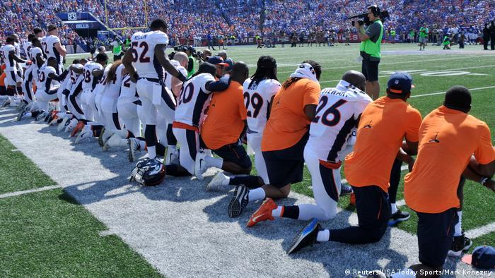 USA American Football Denver Broncos - Buffalo Bills (Reuters/USA Today Sports/Mark Konezny)