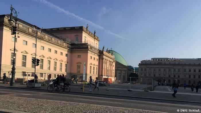 Berlin Staatsoper (DW/G. Schließ)
