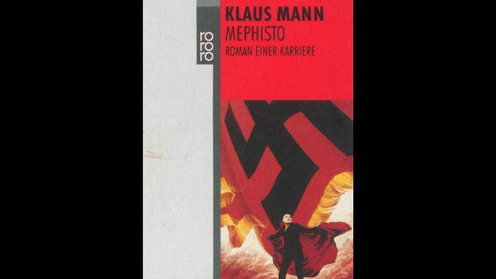 Book cover of Mephisto by Klaus Mann