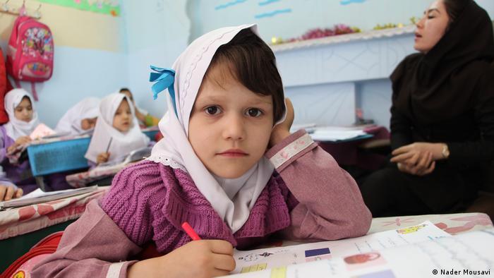 Iran Schulausbildung afghanischer Kinder