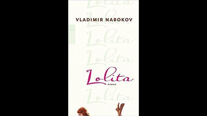 Book cover of Lolita by Vladimir Nabokov
