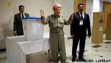 Irak Kurden stimmen über Unabhängigkeit ab