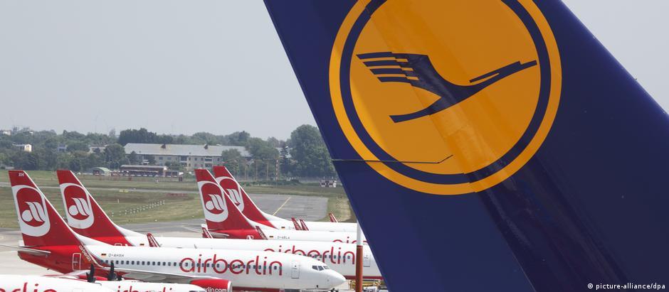 Στη Lufthansa η μερίδα του λέοντος της Air Berlin
