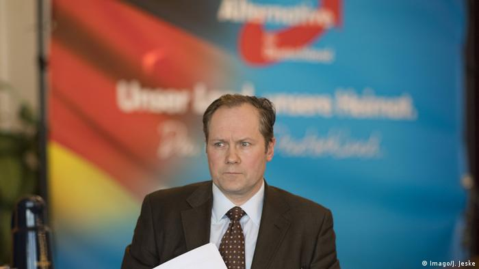 Deutschland AfD Siegbert Droese (Imago/J. Jeske)