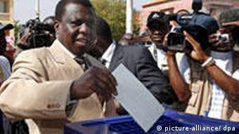 2008: Vieria wurde wieder gewählt