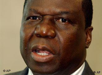 Ermordet: Präsident Vieira