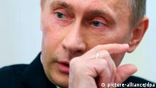 Vladimir Putin - Partei Vereinigtes Russland