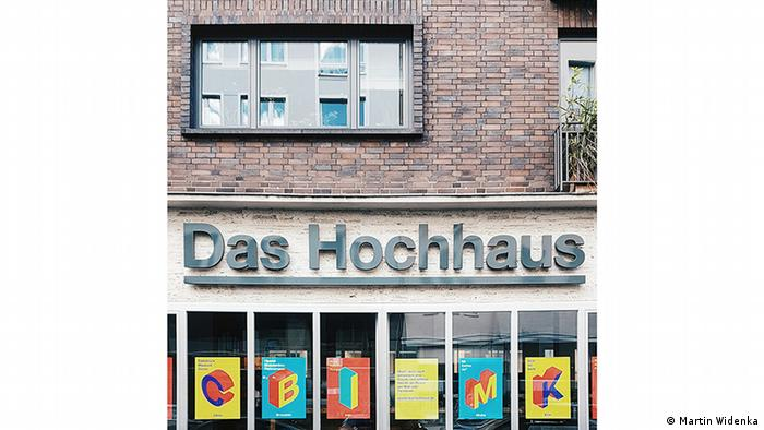 Basic German Words Das Hochhaus (Martin Widenka)