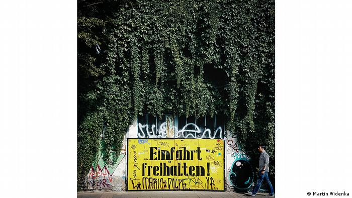 Mots de base en allemand Einfahrt freihalten (Martin Widenka)