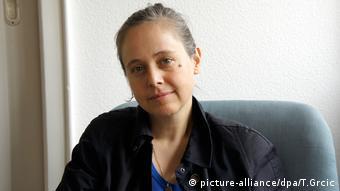 Turner Prize 2017 nominee Andrea Büttner