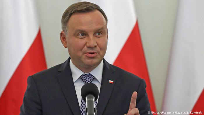 Poland S Judicial Reform Andrzej Duda S Rash Proposal And Pullback Europe News And Current Affairs From Around The Continent Dw 25 09 2017