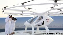 VAE Volocopter in Dubai