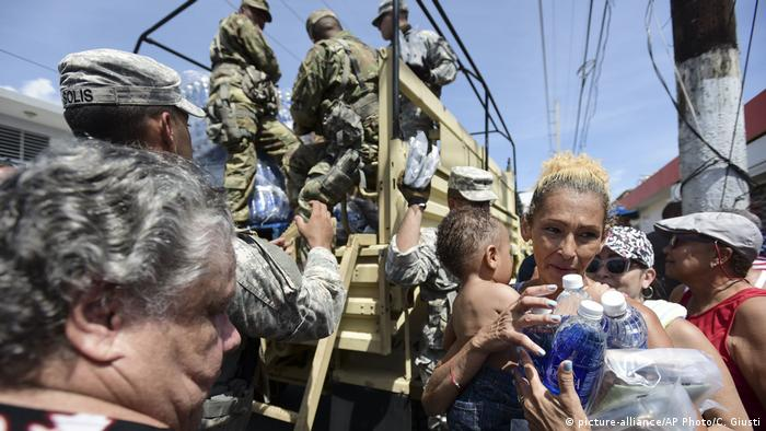 San Juan mayor pleads for better federal response: 'People are dying'