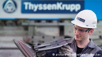 Radnik ThyssenKruppa