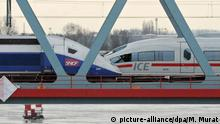 ICE und TGV (picture-alliance/dpa/M. Murat)