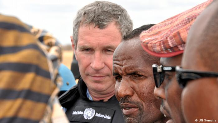 De Clercq is the UN Humanitarian Coordinator for Somalia (UN Somalia)