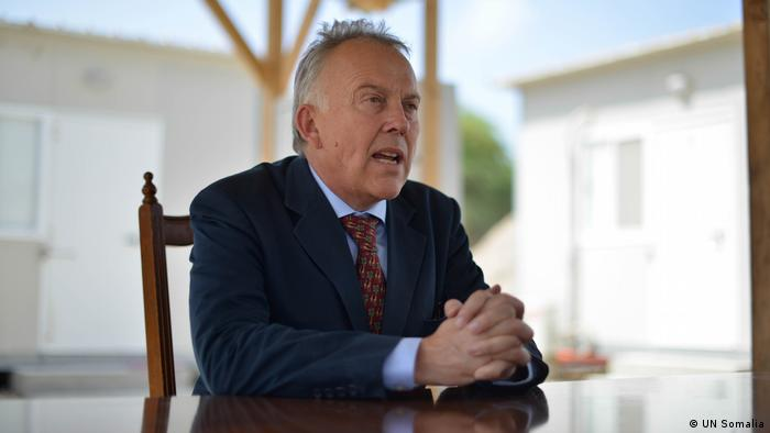 Michael Keating (UN Somalia)