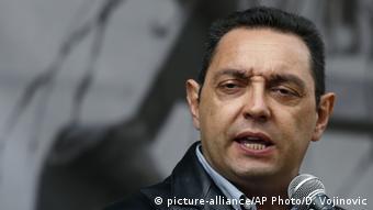 Aleksandar Vulin (picture-alliance/AP Photo/D. Vojinovic)