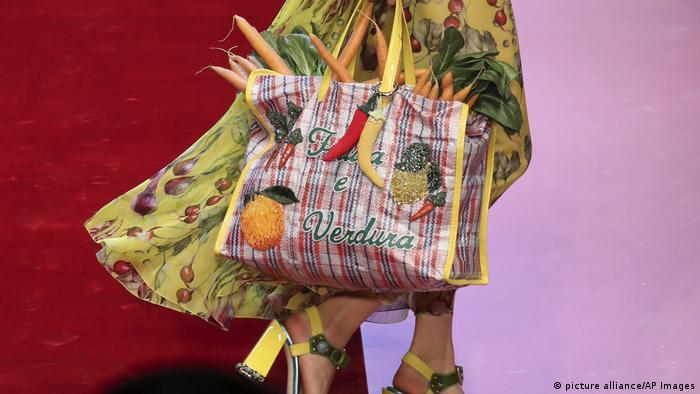 Italien, Mailand, Modenschau, Italien, Mailand, Modenschau, Dolce&Gabbanai (picture alliance/AP Images)