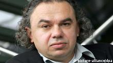 Autor Artur Becker auf der Internationalen Frankfurter Buchmesse 2006