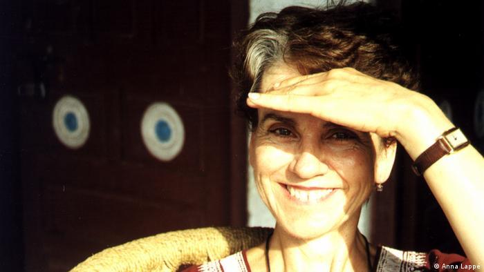 Frances Moore Lappe, (Anna Lappé)
