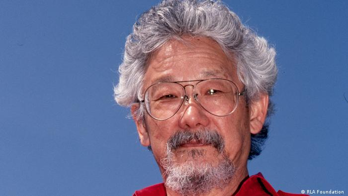 David Suzuki (RLA Foundation )