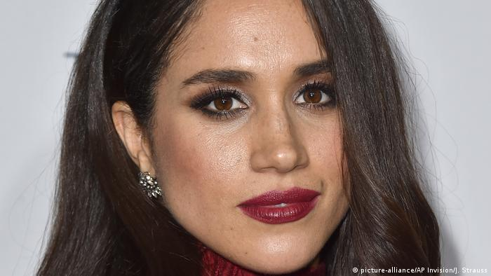 Meghan Markle, Prince Henry's wife (picture-alliance/AP Invision/J. Strauss)