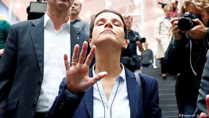 Frauke Petry (Reuters/F.Bensch)