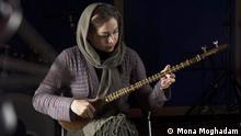 Sepideh Meshki, iranische Musikerin