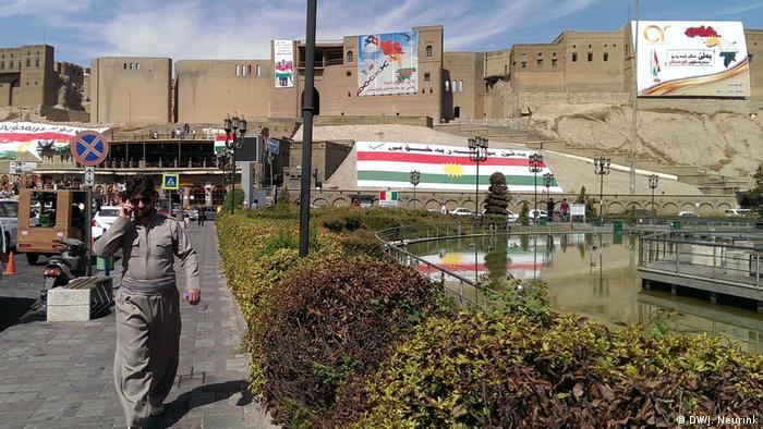 Irbil in Iraq