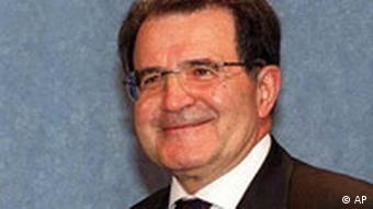 Portrait von Romano Prodi