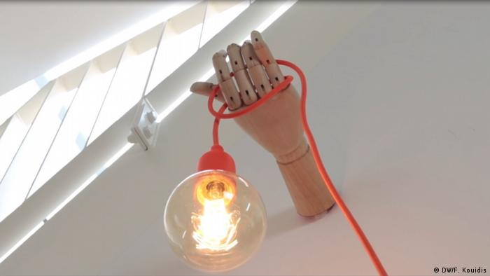 Instructions on how to make a wooden hand lamp | Euromaxx - DIY | DW on diy air conditioners, diy led bulbs, diy speakers, diy tv, diy fan, diy emergency candles,