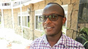 Uganda Journalist Elisee Mpirwa