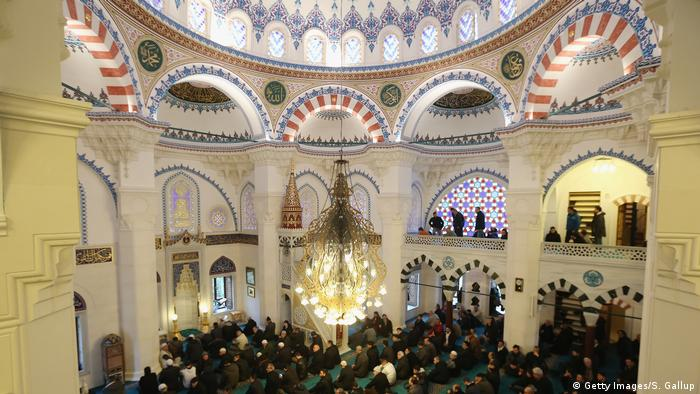 Berlin Moschee (Getty Images/S. Gallup)