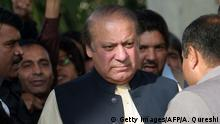 Pakistan Nawaz Sharif, Ex-Premierminister (Getty Images/AFP/A. Qureshi)