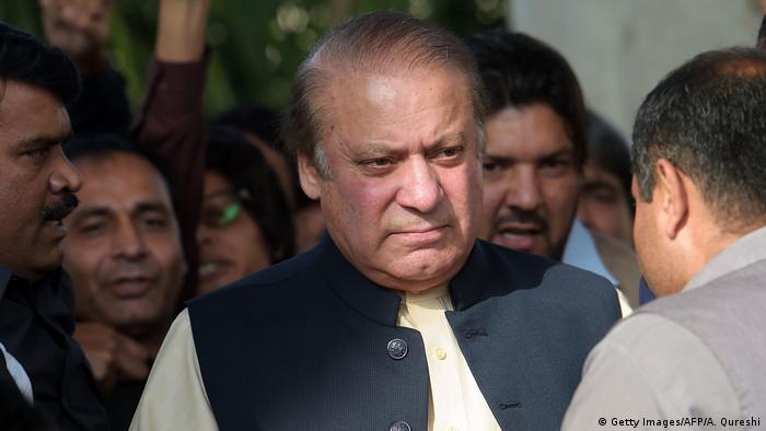 نواز شریف جمعرات دو نومبر کو برطانیہ سے واپس پاکستان پہنچے