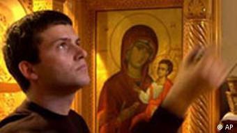 Papst in Griechenland