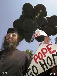 Gegen den Papst