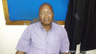 Mosambik Rechtsanwalt Arlindo Murririua
