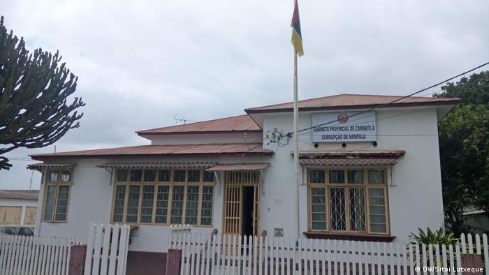 Mosambik Gabinete Provincial de Combate à Coorrupção - Amt gegen Korruption