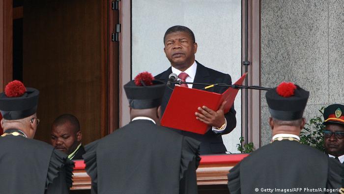Joao Lourenco Angola