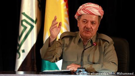 Β. Ιράκ: Τέλος εποχής για τον Μεσούντ Μπαρζανί